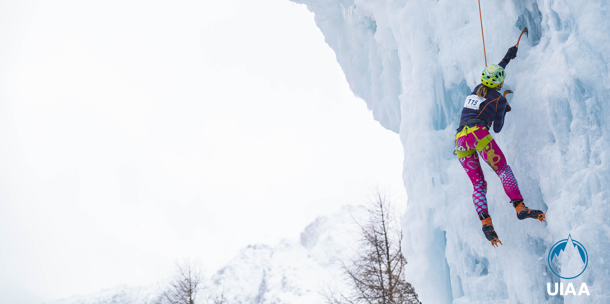 UIAA Ice Climbing <br> Results Archive