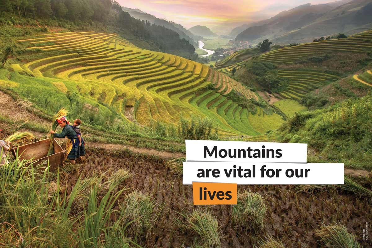 International Mountain Day: #MountainsMatter