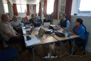 MPC18 meeting workshop 300x201 UIAA COMMITMENT TO MOUNTAIN PROTECTION CONTINUES TO EVOLVE