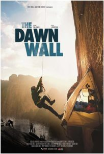 dawnwall poster 204x300 THE DAWN WALL. WINNER OF UIAA PRIZE AT THE 2018 TRENTO FILM FESTIVAL