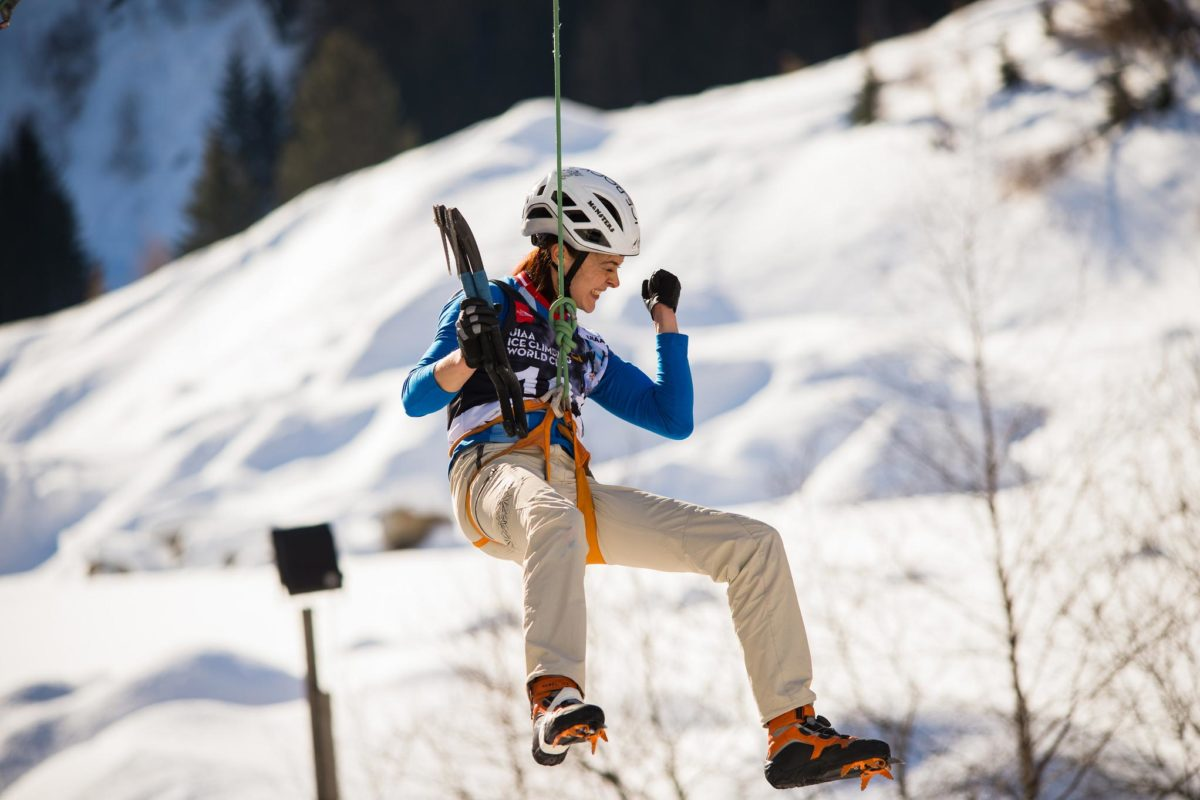 UIAA Ice Climbing <br> World Combined Championships