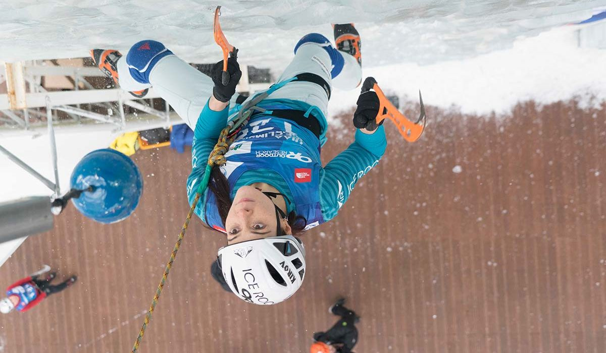 HOW TO FOLLOW THE UIAA ICE CLIMBING WORLD CUP IN BEIJING
